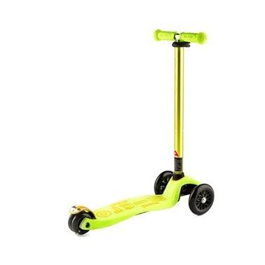 Micro Maxi Micro Scooter Deluxe Sarı Sarı